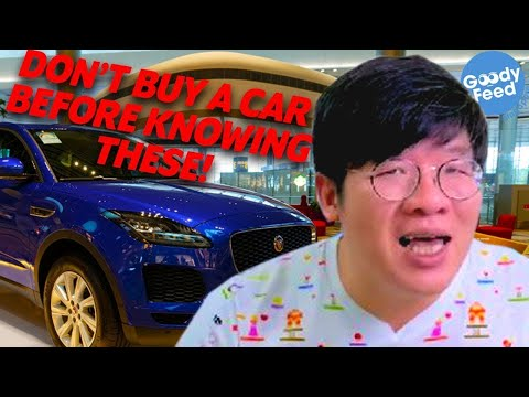 10 Facts People Need to Know Before Buying a Car in S'pore