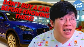 10 Facts S'poreans Must Know Before Buying a Car