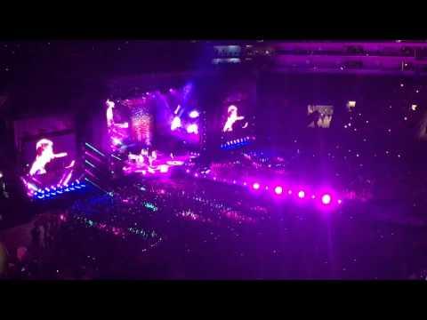 Show Coldplay Sao Paulo - Paradise