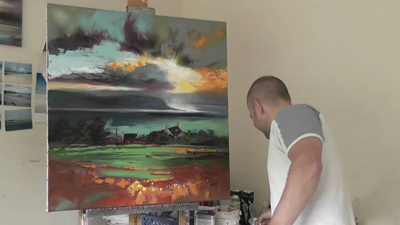 Oil Painting Scotland