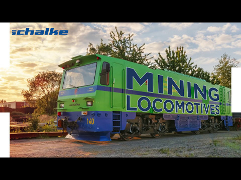 Industrial Underground Rail Haulage – Automated Mining System