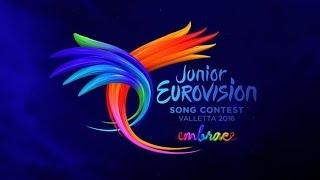 Детское Евровидение 2016  Национальный отбор