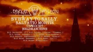Eisheilige Nacht Tour 2014 - official EHN Teaser Trailer