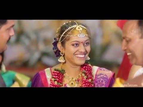 Ramya & Naveen Candid Wedding Video
