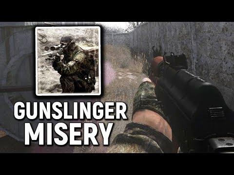 НОВАЯ ВЕРСИЯ S.T.A.L.K.E.R. GUNSLINGER MOD + Misery