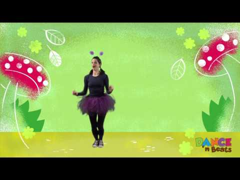 Bugs and Crawly Things: Preschool Learn to Dance