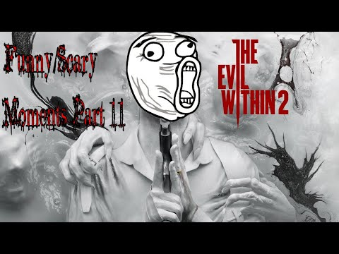 Time to rock out | The Evil Within 2 Funny/Scary Moments Part 11 |