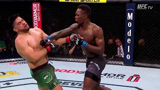 "Israel ""The Last Stylebender""  Adesanya Highlight"