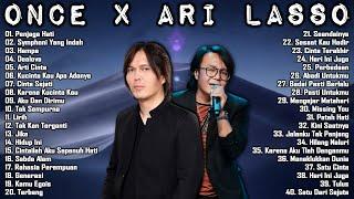 Once x Ari Lasso [Full Album] 40 Lagu Terhits & Terpopuler