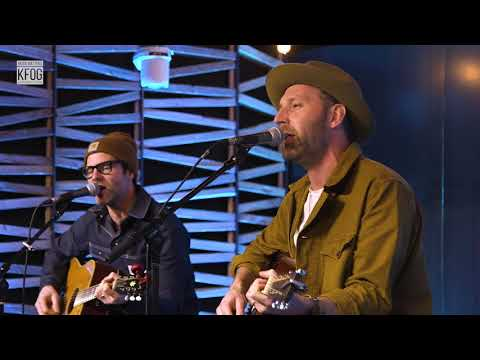 KFOG Private Concert: Mat Kearney - Full...