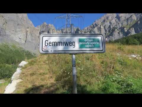 Gemmipass (Leukerbad-Gemmipass)