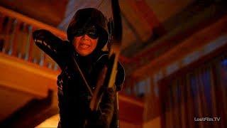 Эмико Куин хочет убить убийцу своей матери. Стрела