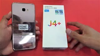 Samsung Galaxy J4 Plus - Unboxing & Camera Review! - (FHD)