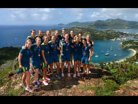 Australia's Journey To The 2018 Title | Women's T20 World Cup