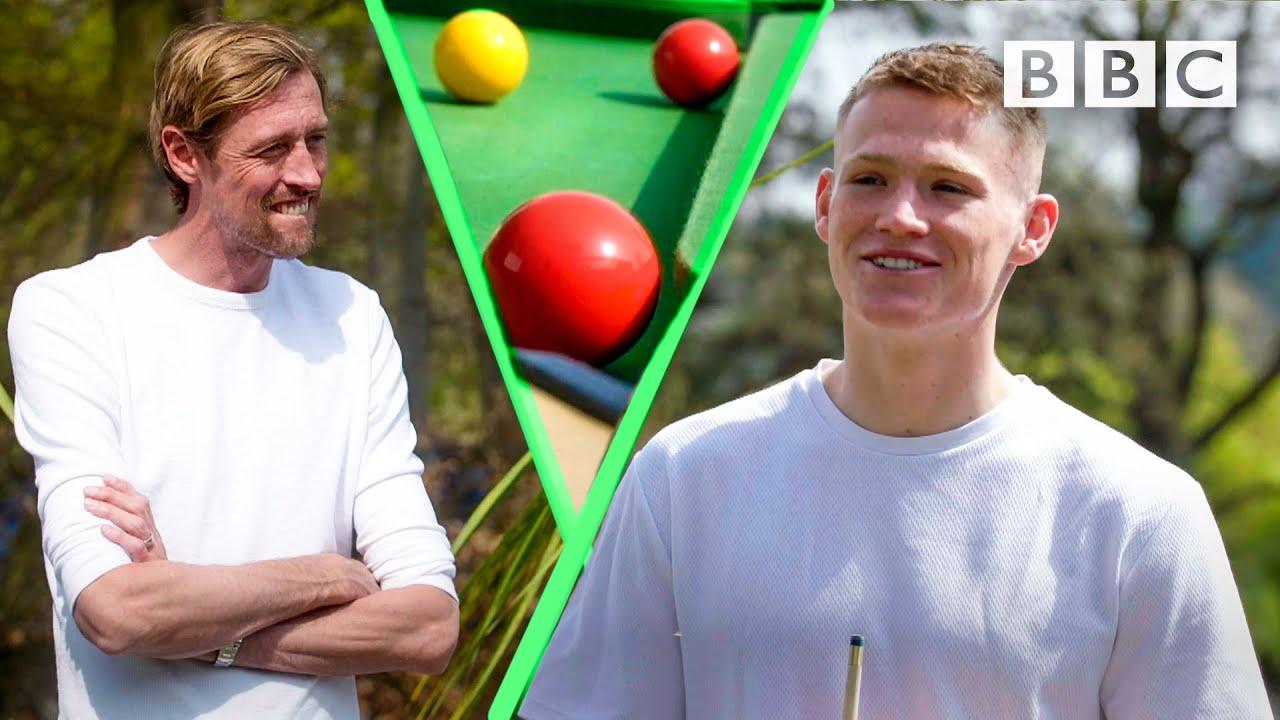 Download Scotland's Scott Mctominay has INCREDIBLE pool skills 🔥🎱 Euro 2020 ⚽️ BBC