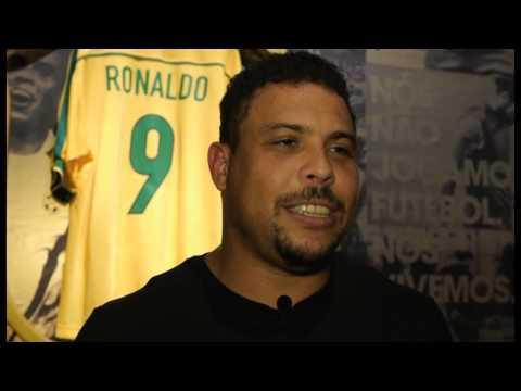 Ronaldo quiere ver en vivo a CR7 y Messi pero espera que Neymar sea el mejor