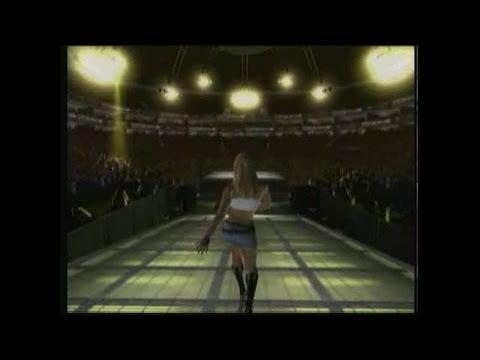 WWE WrestleMania 21 Xbox Gameplay-Cinematic - Intro