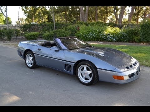 Callaway Corvette For Sale >> Sold 1990 Callaway Corvette For Sale By Corvette Mike