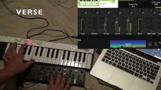 This Is Our Time - Planetshakers MainStage 3 patch cover keyboard lesson