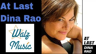 Dina Rao - At Last (Etta James) EP Single - Maxi