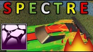 ALL SPECTRE COLOUR COMBINATIONS!!! [Rocket League HD : Episode 41]