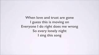 Fixed* i hate u, i love u Clean Lyrics gnash ft. olivia o'brien