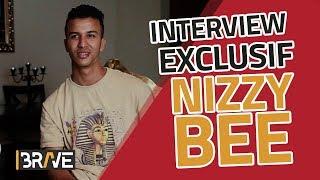 Interview exclusif avec NIZZY BEE |كون ما الروابة القدام كاعما نكون كنرابي- #MeetTheBrave