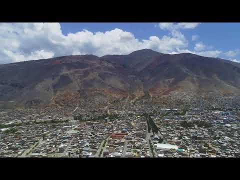 Identifiación de peligros y vulnerabilidades del Huayco las Moras en Huánuco.