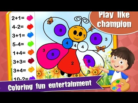 """Brain Games For Kids """"Educational Games"""" Videos games for Kids - Girls - Baby Android"""