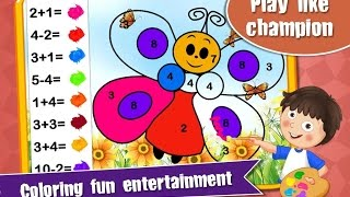 """Brain Games For Kids """"educational Games"""" Videos Games For Kids   Girls   Baby Android"""