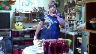 Свекольная Маринованная Закуска С Медом и Черносливом. Готовый Салат Из Банки