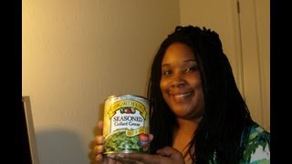 Collard Greens Review (margaret Holmes)