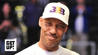 Lonzo Ball's 'big mouth, jackass dad' is piggybacking on his success - Charles Barkley   Get Up!