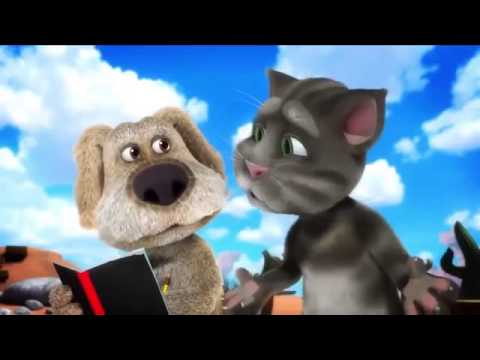Talking Tom and Friends where Wilderness. Complete Comedy hard laugh. Full - HD