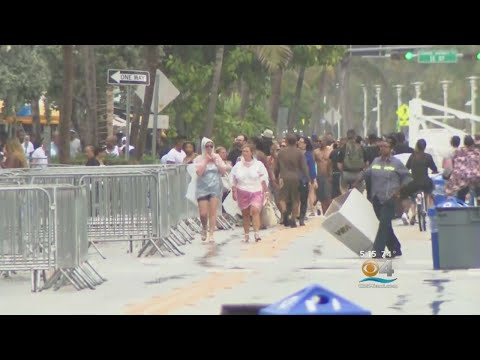 Traffic Nightmare Ahead For Miami Beach During Memorial Day Weekend