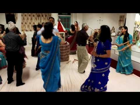 Navratri at Telford Temple - 2016 - 20161001 212805