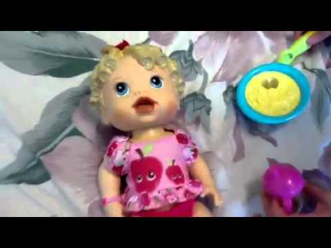 Baby Alive Quot Baby All Gone Quot Youtube