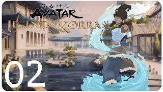 The Legend of Korra #02 Element Wasser - Let