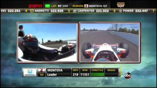 ABC Broadcast Verizon IndyCar Series 2014 Indianapolis 500