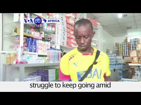 Ivory Coast Former First Lady Goes on Trial as Supporters Cry Harassment VOA60 Africa 5-31-2016