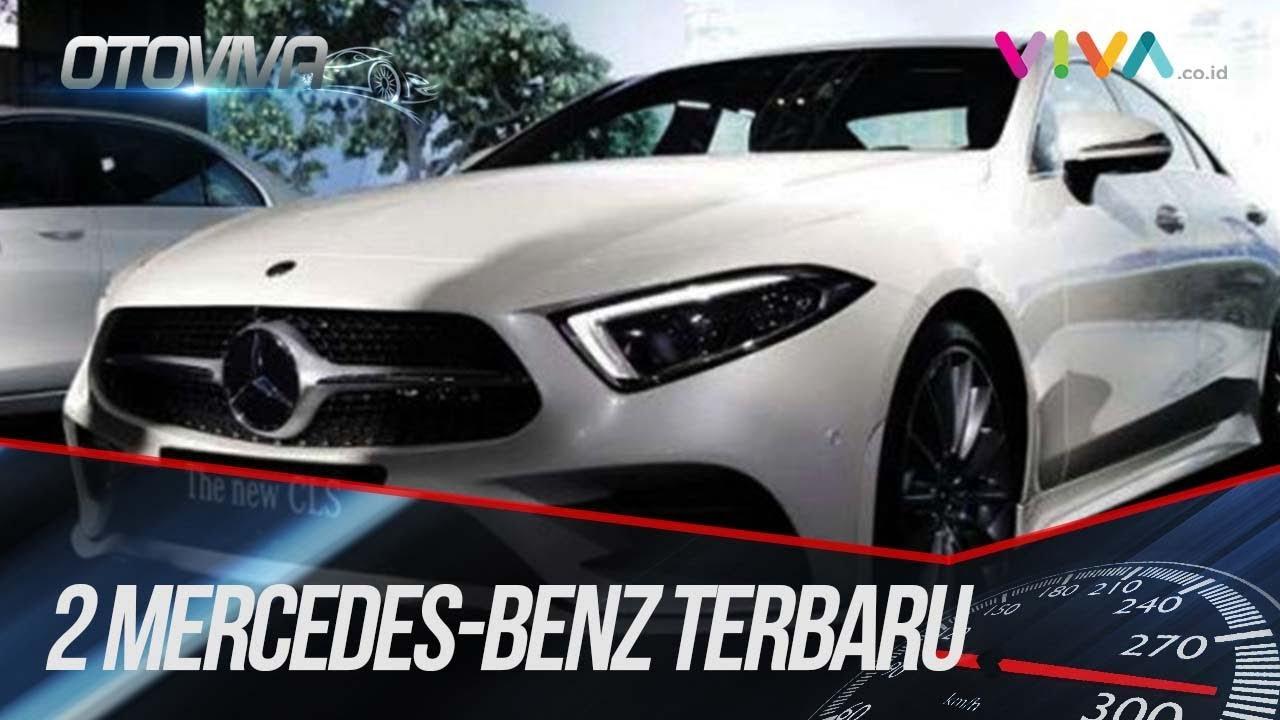 Mewah Dan Murah 2 Mobil Mercy Baru Akhirnya Meluncur Youtube