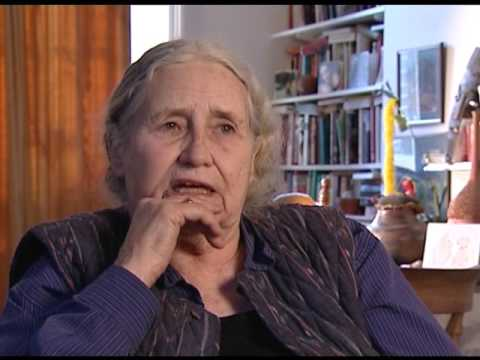 Doris Lessing - Let's write a novel! (1/26)