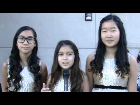 Irvine girl offers song of hope for Sandy Hook victims - 2013-12-06