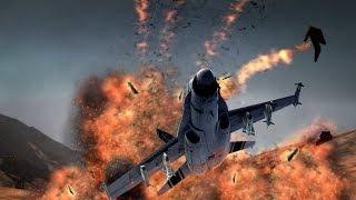 Top Gun: Hard Lock | Mission 6 | High Value Targets