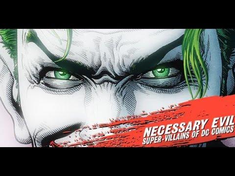Jorge Reviews: Necessary Evil Super - Villains of DC Comics