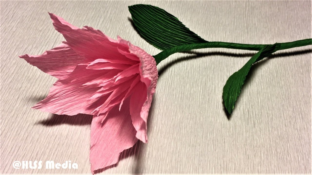 How To Make Pretty Origami Paper Flowerdiy Origami Flower Making