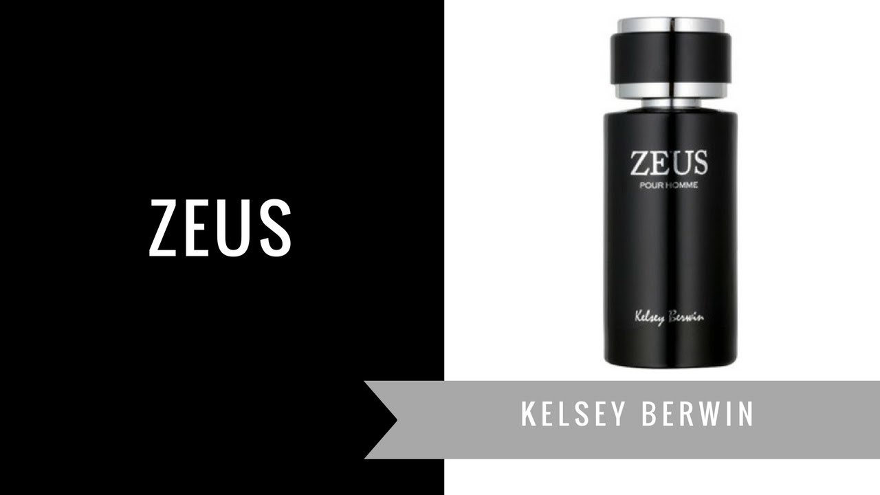 Zeus Pour Homme By Kelsey Berwin Fragrance Review Youtube