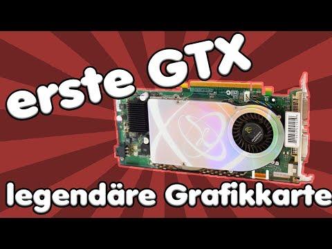Die ERSTE GTX Grafikkarte | Was kann die Legende heute? | GTX 7800 vs 2017