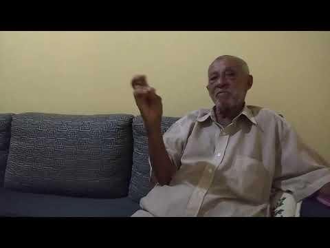 Itaeté Martins Fernandes Fraga 101 anos