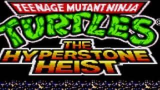 TMNT:The Hyper Stone Heist (SEGA)Обзор От Батхеда